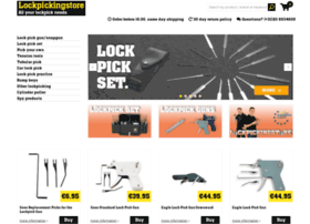 lockpickingstore.com