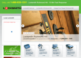 locksmith-richmondhill.ca