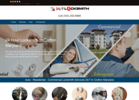 locksmithcroftonmd.com