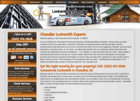 locksmithinchandler.com