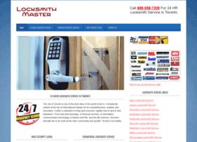 locksmithmaster.ca