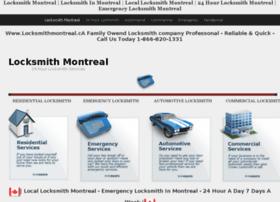 locksmithmontreal.ca