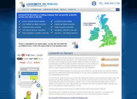 locksmithondemand.co.uk