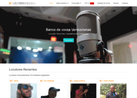 locutores.com.ve