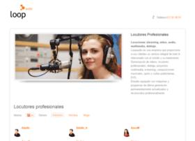 locutoresprofesionales.es