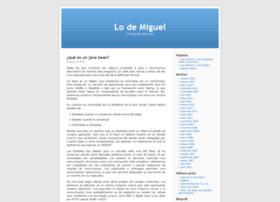 lodemiguel.wordpress.com