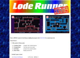 loderunnerwebgame.com