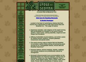 lodgeatsedona.com
