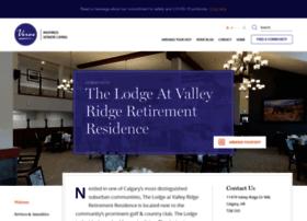 Lodgeatvalleyridge.ca