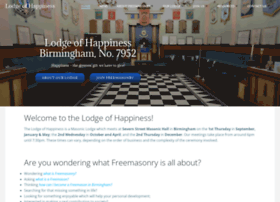 lodgeofhappiness.org.uk