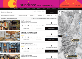 lodging.sundance.org