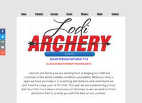 lodiarchery.com