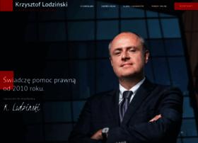 lodzinski.eu