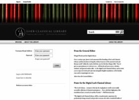 loebclassics.com