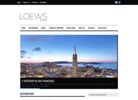 loewsmagazine.com