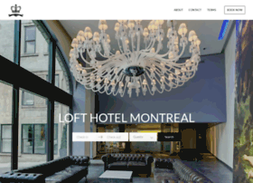 lofthotel.ca