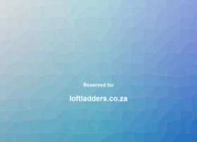 loftladders.co.za