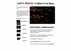loftyspaces.net
