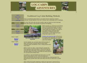log-cabin-adventures.com