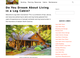 log-cabin-connection.com