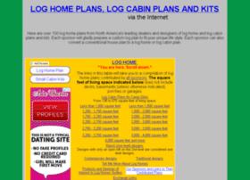 log-home-plans.com