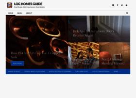 log-homes.thefuntimesguide.com