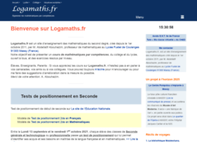 logamaths.fr