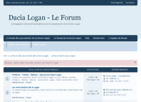 logan.forum-dacia.com