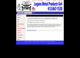 logansmetal4x4.com