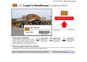 logansroadhouse.couponrocker.com