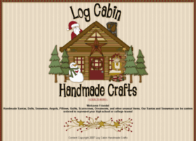 logcabinhandmadecrafts.com