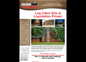 logcabinliquidators.com