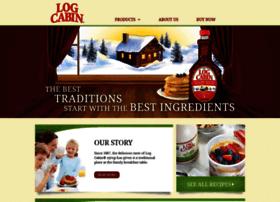 logcabinsyrups.com