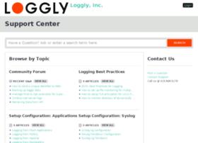 loggly.desk.com