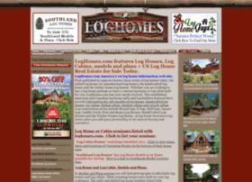 loghomes.com