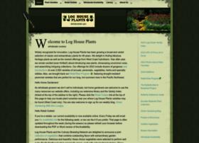 loghouseplants.com