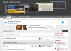 logic-users-group.com