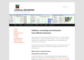 logicaldecisions.com