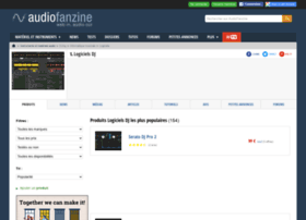 logiciel-dj.audiofanzine.com