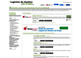 logicielsgestionprojet.fr