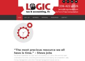 logictaxnc.com