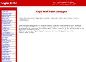 login-hilfe.com