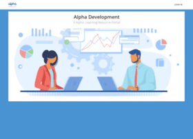 login.alphadevelopment.com