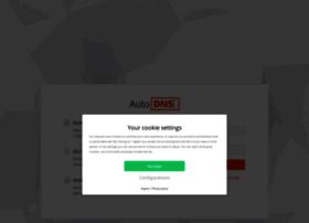 login.autodnsdirect.com