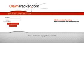 login.claimtracker.com