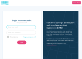 login.commonsku.com