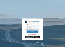 login.companymileage.com