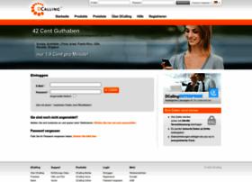login.dcalling.de