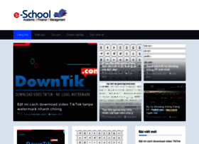 login.e-school.edu.vn
