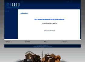 login.eelu.edu.eg